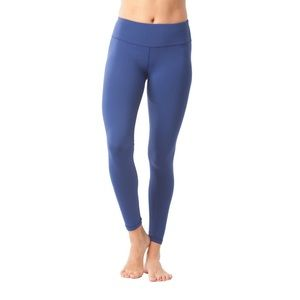 High Waist Power Flex leggings in cloudburst blue